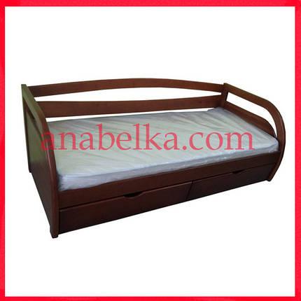 Кровать деревянная  Мюнхен   (Анабель) , фото 2