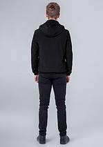 Ajento   Ветровка на весну 12061 черный, фото 3