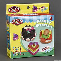 """Набор для лепки 9169 """"Здоровый завтрак"""" (72) в коробке"""