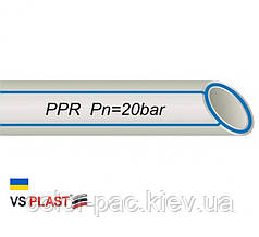 Труба VS® PPR-PIPE ф 20*3.4 мм