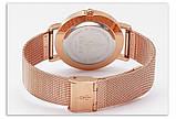 Кварцевые наручные часы King Hoon Phoenix - Rose, фото 3