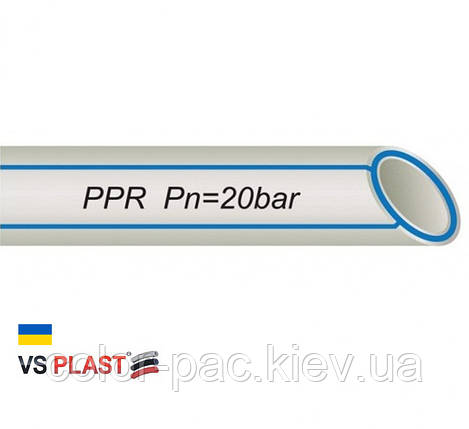 Труба VS® PPR PIPE ф 50*8.4 мм, фото 2