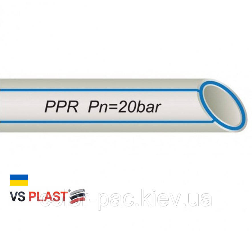 Труба VS® PPR PIPE ф 63*10.5 мм