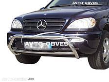 Кенгурятник без гриля Mercedes-Benz ML163 (Тамсан)