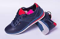 Подростковые кроссовки из натуральной кожи, обувь детская от производителя модель ДЖ3752