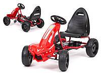 Детский гокарт на педалях PW SPORT