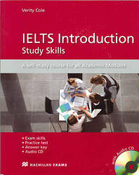 IELTS Introduction Study Skills for Academic Modules with key and Audio CD