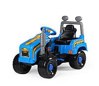 Детский трактор на педалях MEGA TRAKTOR