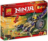 "Конструктор Lele Ninja 79039 (аналог Lego Ninjago) ""Колесница Скорпион"" 219 дет, фото 1"