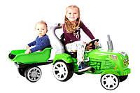 Детский трактор на педалях FARMER TRAKTOR GRATIS