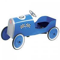 Детский автомобиль на педалях «Великий гонщик» GOKI