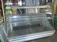Кондитерская холодильная витрина Технохолод Флорида 1.6 Б/У, фото 1