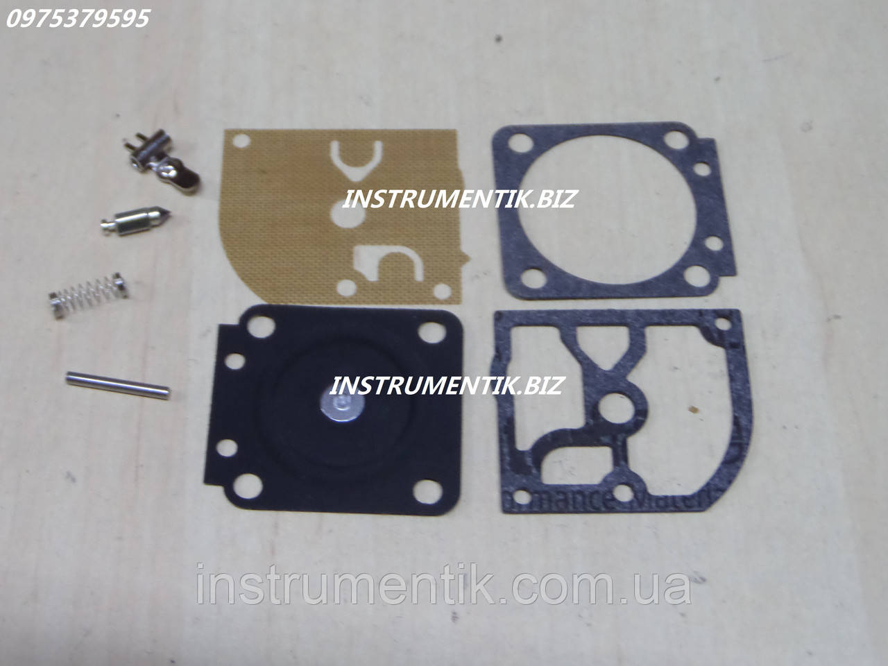 Ремкомплект карбюратора для Stihl FS 120, FS 200, FS 250