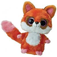 Мягкая игрушка Aurora Yoohoo Лисица Рыжая 20 см