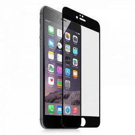 Защитное стекло 6D для телефона iPhone 7 Plus / 7s Plus - черный
