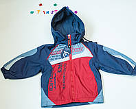 Куртка-ветровка на мальчика  2-5 лет, фото 1