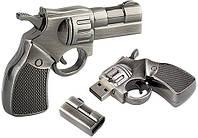 Флешка Револьвер 4 Гб, 8 Гб, 16 Гб, 32 Гб
