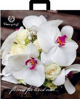 Пакет петля 40*45 Орхидея