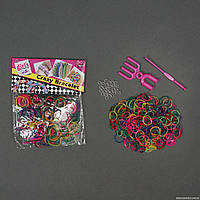 Резиночки для браслетов МВК 235 А (720) 300 шт. в кульке