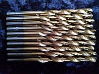 Сверло по металлу с титановым напылением диаметр 5,7