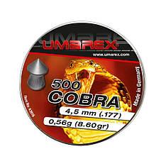 Пули для пневматического оружия Umarex Cobra, 500 шт