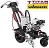 Машина для нанесения дорожной разметки TITAN (Wagner) PowrLiner 3500