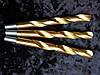 Сверло по металлу с титановым напылением диаметр 15,5