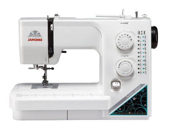 Швейная машина Janome Jubilee 60507, фото 2