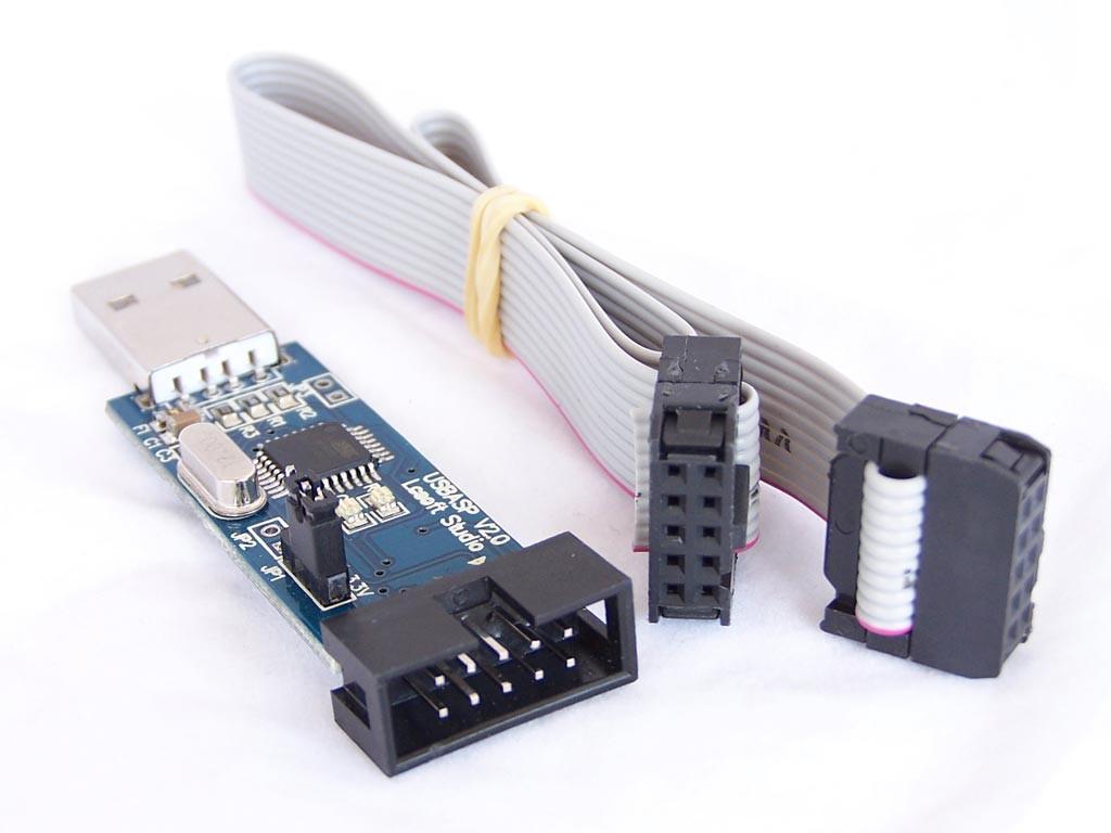 USBASP программатор USB AVR ATMEGA8 ATMEGA128