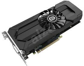 Видеокарта GAINWARD GeForce GTX 1060 6GB Single Fan (2313324), фото 3