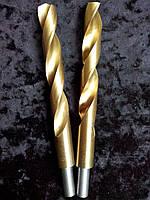 Сверло по металлу с титановым напылением диаметр 19,5