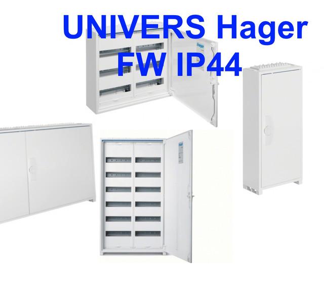 Щити Univers FW IP44