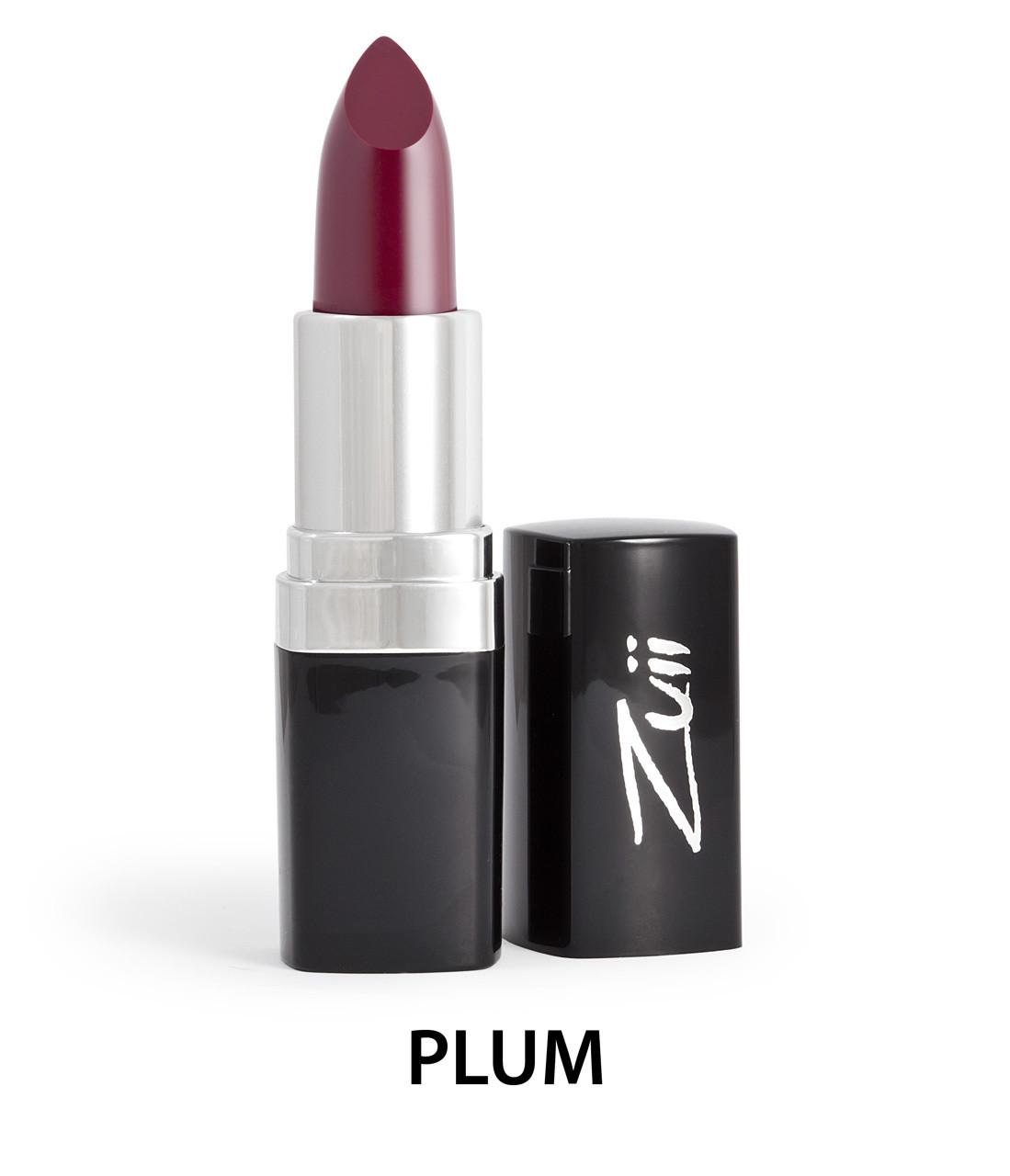 Органічна кремова губна помада Plum Zuii Organic, 4г