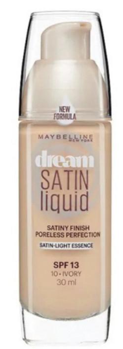 Тональный крем Maybelline Dream Satin Liquit