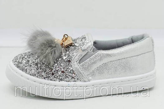 Туфли, слипоны детские оптом 25-30 и 31-36 из Польши, TL87C-5