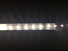 Светодиодная лента 3528-60 IP20 теплый белый, фото 3