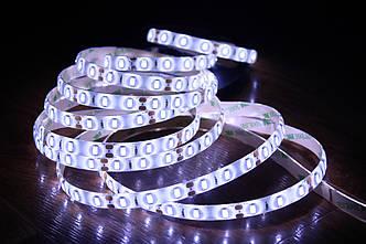 Светодиодная лента 5050-60 IP65 белый, фото 2