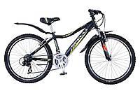 """Велосипед 24"""" Spelli Active черный"""