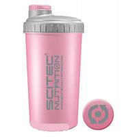 Shaker Scitec Nutrition Pink / Шейкер 700 мл