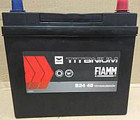 Аккумулятор автомобильный Б/У FIAMM 6СТ-45 АзЕ Titanium Black