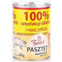 Паштет свинной Pamapol Pasztet Z Drobiem 390 г