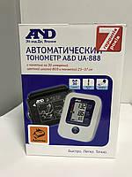 Автоматический тонометр анд AND ua-888 с высшим классом точности та с адаптором!!!