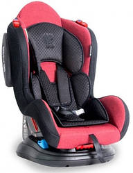 Детское автокресло Bertoni Jupiter+SPS (0-25кг) red&black