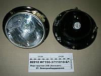 Фара круглая 24В (Автосвет) ФГ150Б1-3711010