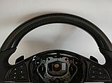 Руль карбоновый AMG на Mercedes S-Class W222 , фото 2