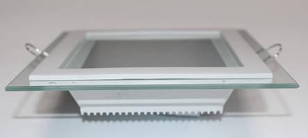 Светильник светодиодный GL-S18 18Вт квадратный, фото 2