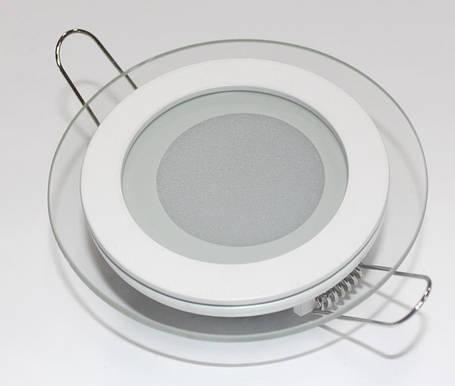 Светильник светодиодный GL-R12 12Вт круглый, фото 2