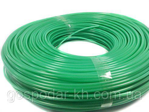 Косильная струна Ø2,0 мм х 123 м круглая зеленая Stihl