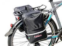Сумка Tatu-Bike B2122 черная