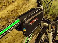 Сумка Tatu-Bike B2214 на раму черная
